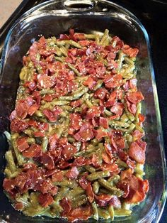 Whack Green Beans!