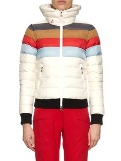 Perfect Moment Queenie quilted-down ski jacket