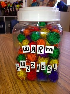 Ms. Sepp's Counselor Corner: Warm Fuzzies & Cold Pricklies Story and lesson plan, Kindergarten