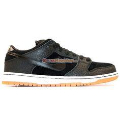 Classic Nike SB Dunk Low Premium QS Nontourage Black Shoes
