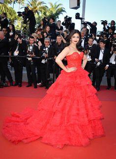Aishwarya Rai Bachchan - 2017 Cannes Film Festival