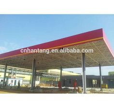 filling station roofing