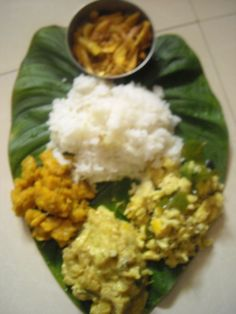 Raw indian meal desi food recipes pinterest indian and meals south indian family meal recipes using raw jackfruit chakka koottu chakka curry chakkakuru forumfinder Images