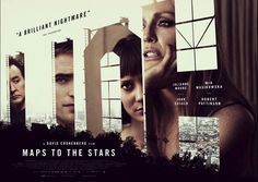 World Exclusive Maps To The Stars Poster | TotalFilm.com