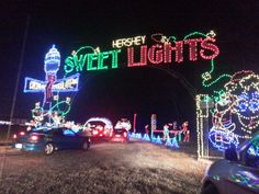 HERSHEY Sweet Lights!