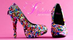 Sparkle shoes