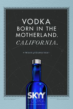 One of the most popular American premium vodka brands, SKYY Vodka proved once again how unusual they are by unveiling a campaign that gives a cosmic spin on life lessons. Vodka Alcohol, Skyy Vodka, Creative Advertising, Advertising Agency, Have A Good Night, Night Out, Good Advertisements, Premium Vodka, Brand Building