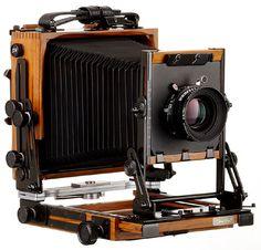 shen-hao-4 x 5 large format camera