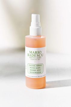 """'This is really bomb,' she said. """"And I like to take it on vacation and stuff like that because it keeps me moisturized.' This refreshing mist is formulated with herbs for an instant burst of hydration. It can work well over and under makeup, as well as on hair. Get it for $7."""