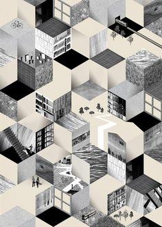 Future built by Anna Katrin Karlsson, via Behance