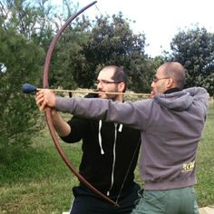 Arcery on the battlefield!  :-) thank you for the lesson Alessandro Atzeni.