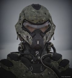 ArtStation - Pilot-Operator, Vitaly Bulgarov