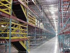 #WarehouseShelving size depends upon the products of the industry. If the products are large sized and heavy, shelves necessary for storing it are enlarged in size. It is a good choice for a business for locating a renowned provider for storing goods. Customization proves to be useful for a business in storing up goods at a warehouse.