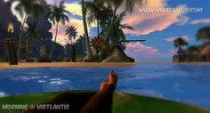 www.VIRTLANTIS.com Kind And Generous, Second Life, Virtual World, Learning Activities, Community