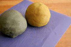 make natural play dough