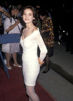 Winona Ryder, 1989