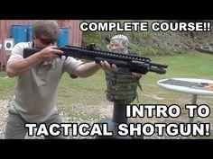 Intro to Tactical Shotgun! Complete Course from Raidon Tactics Shooting Guns, Shooting Range, Assassins Workout, Tactical Shotgun, Tactical Gear, Combat Shotgun, Mossberg 500, Tactical Training, Military Guns