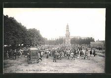 Bayeux, le marché aux bestiaux