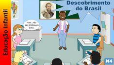 Atividades Educativas Ensino Fundamental - Descobrimento do Brasil