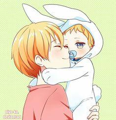 Love is an illusion by fargo Anime Love, Bebe Anime, Comic Anime, Manga Anime, Anime Art, Anime Kawaii, Fanarts Anime, Anime Characters, Familia Anime