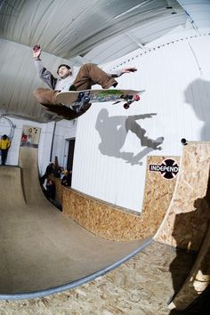 Mark Gonzales frontside air