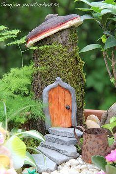 Sonjan puutarhassa -