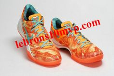 Nike Zoom Kobe 8 GS Baltic Blue Neo Turquoise