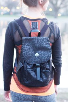 #FitStyle: The Kipling Backpack