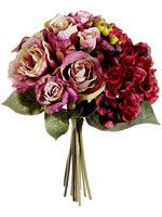 Autumn Bouquet of Hydrangeas, Roses, and Rosehip in Burgundy Mauve.jpg