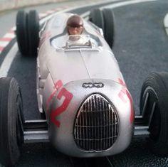 Auto Union Tipo C 1934 de la marca Pin-Kar