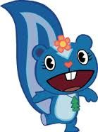 petunia happy tree friends - Google Search