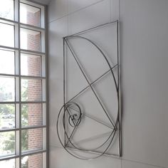 Golden ratio wall art