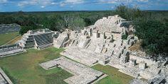La zona arqueológica de Edzná, en Campeche | México Desconocido