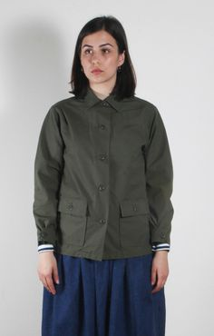Orslow US Army Jacket Green - Outerwear