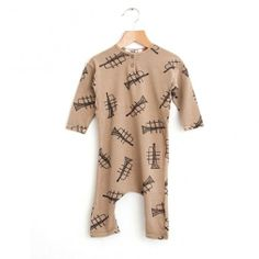 Bobo choses - Jumpsuit LS multi Trumpets - Bobo Choses - Baby clothing, maternity and baby shower gifts