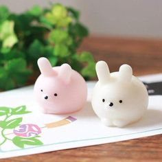 1 Pcs Squeeze Stretchy Cute Pendant Bread Cake Kids Toy Gift Kawaii Octopus Squishy Slow Rising Mini Bunny Bag Accessories Luggage & Bags