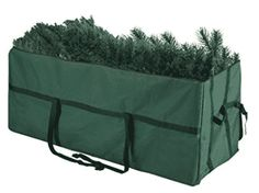 Shop for Elf Stor Heavy-duty Canvas Large Christmas Tree Storage Bag for Tree. Get free delivery On EVERYTHING* Overstock - Your Online Christmas Store! Get in rewards with Club O! Christmas Tree Storage Box, Christmas Tree Bag, Christmas Fun, Bag Storage, Storage Organization, Garage Storage, Storage Boxes, Tree Bed, Artificial Tree