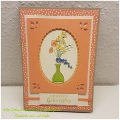 StampinUp, Produktpaket wunderbare Vasen