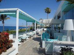 Hotel Riu Palace Meloneras Resort: Bar vue mer www.sywawa.eu