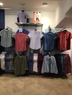 Casual Shirts #Topman
