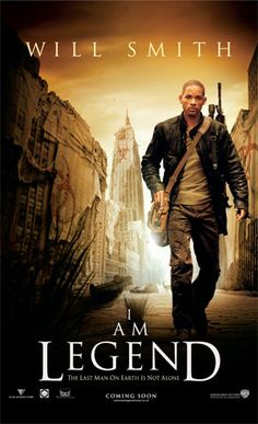I Am Legend - Will Smith