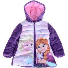 Παιδικό μπουφάν Disney με τις ηρωίδες της ταινίας Frozen!  Διαθέσιμο σε μεγέθη 2, 3, 4, 5, 6, 8 ετών, μόνο €49,90 (-29%).  Αγοράστε online: https://www.azshop.gr/item/Disney-paidiko-mpoyfan-Like-A-Snowflake/  #azshop #παιδικά #ρούχα #online #νέα #collection #χειμώνας