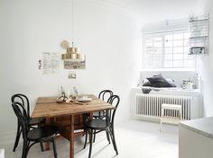 Scandinavisch appartement met knusse hoekjes - Roomed