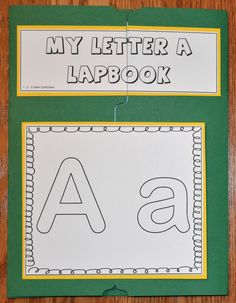 New My Letter A Lapbook is available on TPT for 50% off for the first 48 hours.  Friday evening price will go up to $3.00... Grab it while it is on sale. Description will be edited Friday night offering this for full price. Thank you! Jean 1 - 2 - 3 Learn Curriculum
