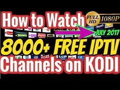 Free IPTV Android App For Fire Stick 2017!! | Iptv Kodi Setup | Review free iptv 2017 - YouTube