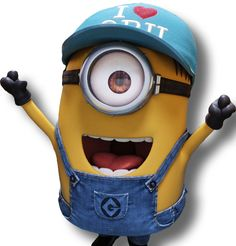 Ich Einfach Unverbesserlich 3 - Despicable Me 3 - UNIVERSAL Pictures - Illumination Entertainment - Minions - I Love Gru - kulturmaterial