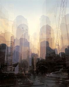 Ground Zero, New York by Doug Keyes