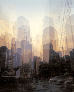Ground Zero, New York by Doug Keyes