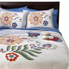 Mudhut™ Maya Quilt Set - Liv's New Bed