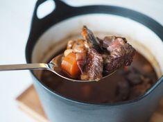 Makuja kotoa: Burgundin pata, lämpöä talven keskelle! Beef, Baking, Food, Arctic, Meat, Bakken, Essen, Meals, Backen